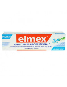 Elmex Junior Dentifrice Anti-caries Professional 75ml Elmex - 1