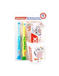 ELMEX Kit dentaire enfants Elmex - 1