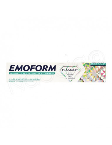 Emoform Dentifrice Diamant Soin...