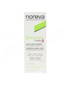 Exfoliac Global 6 Soin Traitant Imperfections Sévères 30ml Noreva - 1