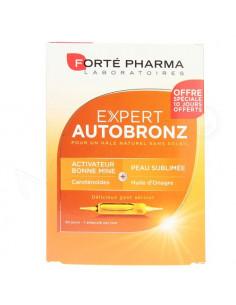 Forté Pharma Expert Autobronz 30 ampoules 1 mois de cure Forté Pharma - 1