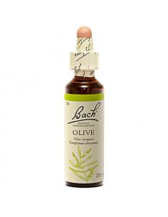 Fleurs de Bach n°23 Olive -...