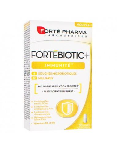 Forté Pharma FortéBiotic+ Immunité 20...