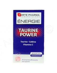 Energie Taurine Power Boîte...