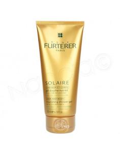 René Furterer Solaire Gel Douche Nutritif Corps Cheveux. 200ml