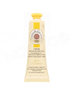 Roger Gallet Crème Mains & Ongles Bois d'Orange. 30ml