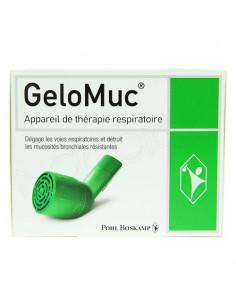 GeloMuc Appareil de thérapie respiratoire x1