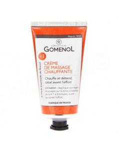 Gomenol N°1 Crème de Massage Chauffante. 75ml