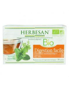Herbesan Infusion Bio Digestion Facile. 20 sachets