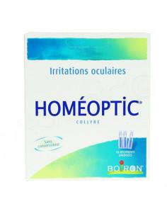 Homeoptic collyre 10 récipients unidoses