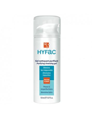 Hyfac Gel Nettoyant Purifiant. 150ml
