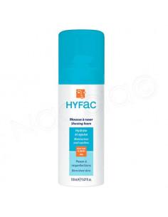 Hyfac Mousse à Raser Dermatologique. 150ml