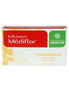 MEDIFLOR Camomille. Boîte de 24 sachets - ACL 6278848