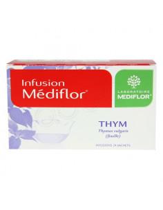 MEDIFLOR Thym. Boîte de 24 sachets - ACL 6487440