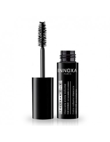 Innoxa Toleran'Cils Mascara Extra Volume Noir. 10ml