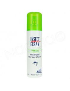Insect Ecran Famille Répulsif Peau. Format économique spray 200ml