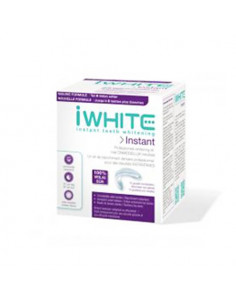iWhite Instant Kit de Blanchiment Dentaire Professionnel. x10 gouttières préremplies
