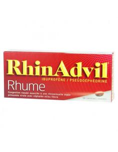 RhinAdvil Rhume. 20 comprimés enrobés