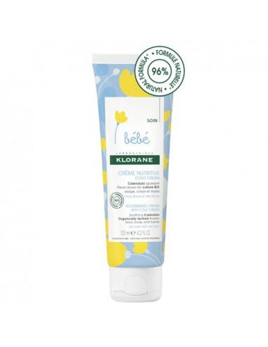 Klorane Bébé Nutrition Crème Cold Cream. Tube 40ml