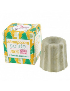 Lamazuna Shampooing Solide Cheveux Normaux. 55g