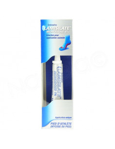Lamisilate Monodose 1 % S appl cut Tube 4g