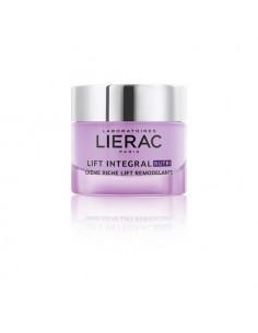 Lierac Lift Intégral Nutri Crème Riche Lift Remodelante peaux très sèches. Pot 50ml -