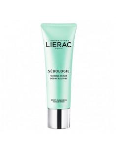 Lierac Sébologie Masque Scrub Désincrustant. 50ml