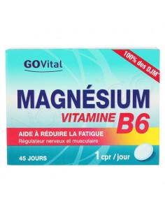URGO VITAL Magnésium Vitamine B6. Boîte de 45 comprimés - ACL 4286737