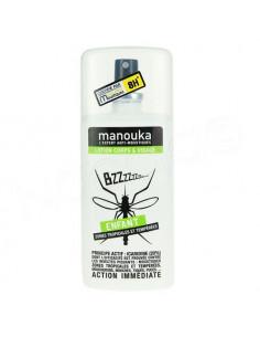 Manouka lotion corps et visage enfant anti-moustiques spray 75ml