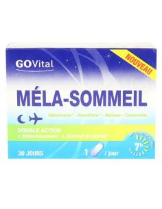 Méla-Sommeil Double Action. 30 gélules