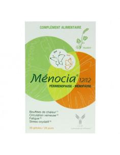 Ménocia 12/12 Périménopause - Ménopause. 56 gélules