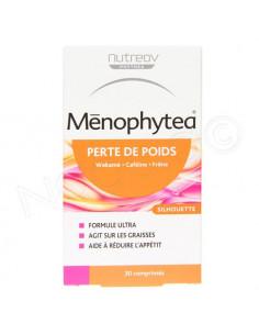 Ménophytea Perte de Poids Silhouette. 30 comprimés