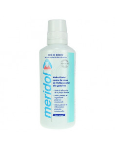 MERIDOL solution bain bouche sans alcool. Flacon de 400ml - ACL 7435008
