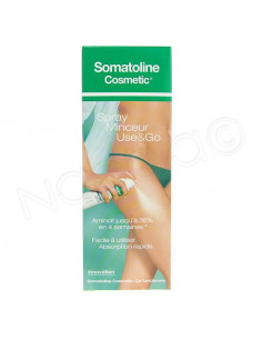 Somatoline Use&Go Traitement Spray Minceur. 200ml