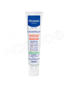 Mustela Cicastela Crème Réparatrice. 40ml