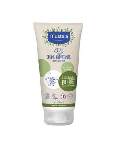 Mustela Bio Crème Hydratante Sans parfum. 150ml