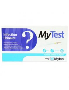 MyTest Infection urinaire Autotest de Détection d'une infection urinaire. x3 kits