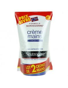 NEUTROGENA Crème mains parfumée. Tube de 50ml. Lot de 2 - ACL 7842794