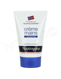 NEUTROGENA Crème mains parfumée. Tube de 50ml - ACL 6546697