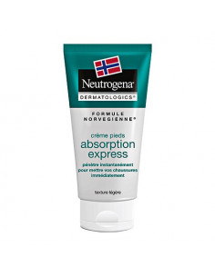 Neutrogena Crème Pieds Absorption Express. 100ml