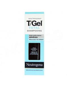 Neutrogena T/Gel Total Shampooing Etats pelliculaires sévères. 125ml