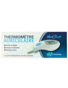 New Test Thermomètre Auriculaire TS57