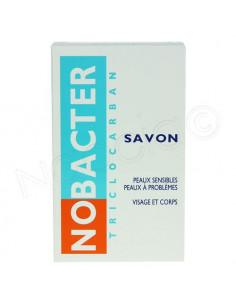 NOBACTER Savon peau sensible. Etui de 100g - ACL 7385612