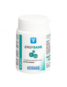Nutergia ErgyBase. 60 gélules