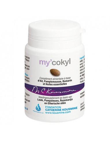 My'Cokyl Complément alimentaire défense intestinale et digestion difficile. 90 comprimés