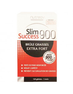 Nutreov Slim Success 900 Brûle Graisses Extra Fort. 120 gélules