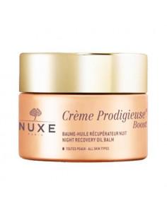 Nuxe Crème Prodigieuse Boost Baume-huile Récupérateur Nuit. 50ml -