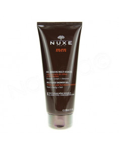 Nuxe Men Gel Douche Multi-usages. Tube 200ml
