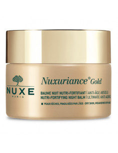 Nuxuriance Gold Baume Nuit Nutri-Fortifiant Anti-âge Absolu. 50ml