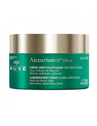 Nuxuriance Ultra Crème Corps Voluptueuse Anti-âge. 200ml